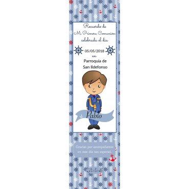 Marcapaginas Personalizados para Niños