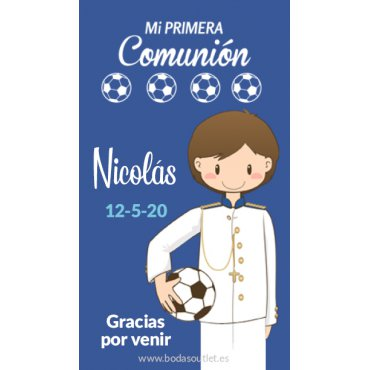 Pegatinas Personalizadas para Comunion Niño (36)
