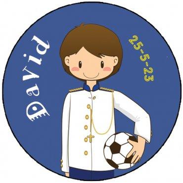 Etiquetas Comunion Futbol (20)