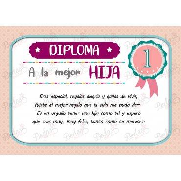 Diplomas Originales