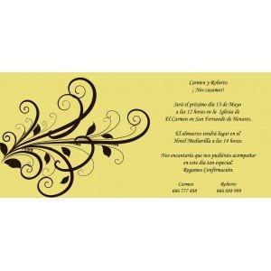 Invitaciones de Boda Bonitas y Originales