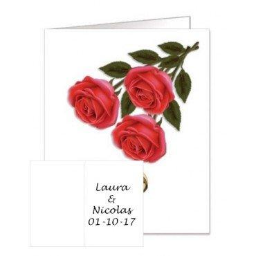 Tarjetas Persnalizadas Flores