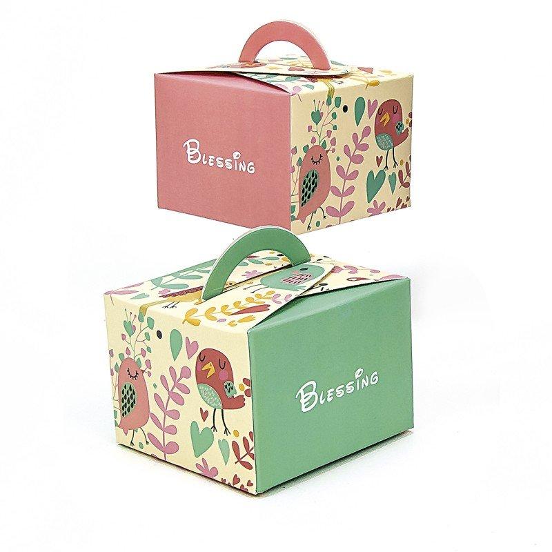 cajas de carton decoradas para regalos