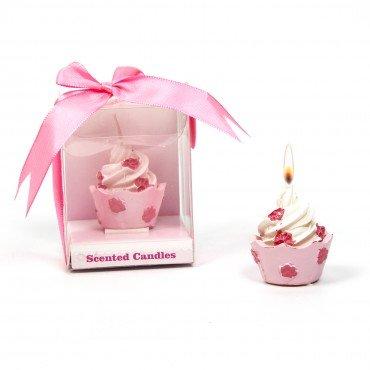 Velas para Detalles Cupcake