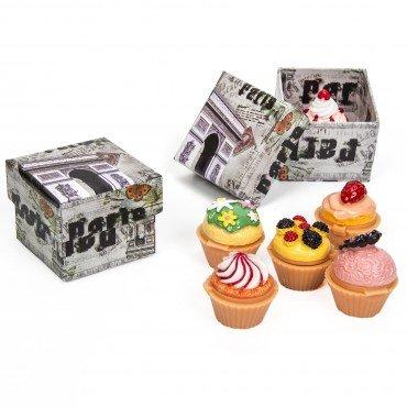 Brillos Labiales Cupcakes