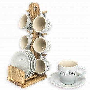 juego de tazas de cafe originales