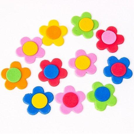 Decorar Caja Con Flores Goma Eva