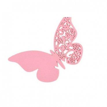Mariposas para Copas Boda