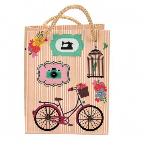 Bolsas de papel regalo - Bolsa de papel para regalo ...