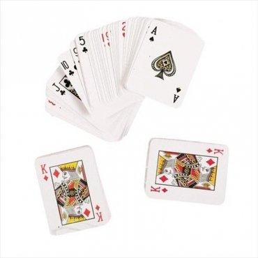 Cartas de Poker para Regalar
